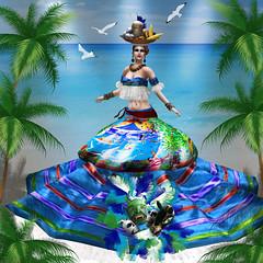 MVW Champagne / Morgane Poses 1 (MISS VIRTUAL ♛ WORLD 2018 - Shantal Gravois) Tags: world life beauty fashion design model champagne avatar sl virtual enzo second miss poses blvd morgane batista mvw gravois shantal