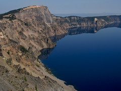 Crater Lake-LLao Rock (thies59) Tags: craterlakeoregon mountmazamavolcanolava