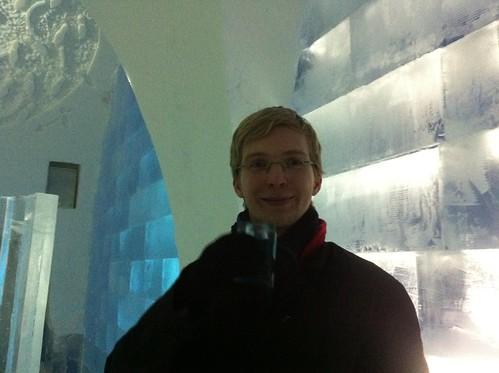 Icebar, Jukkasjärvi