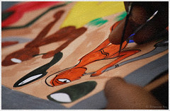 d art (Rhivu_Ray) Tags: november india color art canon painting photography eos asia 7d bengal bangla 2011 bestofindia pingla patachitra eos7d canoneos7d 55250mm canonefs55250mmf456is canon7d canonefs55250f456is paschimbanga rhivu rhitamvarray paschimmedinipore rhivuphotography