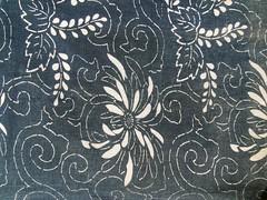 katazome (FurugiStar) Tags: blue japan vintage japanese natural handmade antique traditional indigo textile fabric cotton denim handsewn collectible etsy textiles patch patchwork dye aizome meiji collectable handspun boro handwoven mingei taisho folktextile folktextiles furugistar