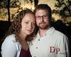 """I"" Couple (David Pinkerton) Tags: sunset portrait couple marriage pensive plm strobist cybersync singhrayvarind einstein640 nikkor85mmf14g"