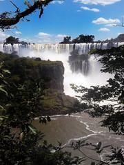 Isla  San Martín, Salto San Martín - Parque Nacional Iguazú (Gaby Fil Φ) Tags: argentina misiones iguazú patrimoniodelahumanidad cataratasdeliguazú ph039 maravilladelmundo litoralargentino