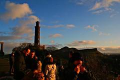 Nelson Monument (ianharrywebb) Tags: scotland edinburgh caltonhill arthursseat salisburycrags holyroodpark nelsonmonument iansdigitalphotos yahoo:yourpictures=architecture yahoo:yourpictures=nature yahoo:yourpictures=wonders