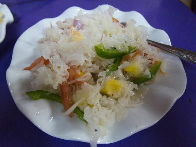 Cloud Fungus Salad (Japwint Thoke)