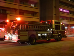 Winnipeg Fire Department Engine 13 (greyman686) Tags: rescue fire lights winnipeg district chief smoke flames explosion engine ladder squad department tanker platoon sirens backdraft quint flashover