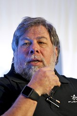 Steve Wozniak (@stevewoz) at DEMO