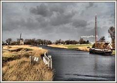 Kanaal Omval - Kolhorn 4 (Meino NL) Tags: netherlands nederland noordholland wow1 wow2 wow3 wow4 ruby3 langedijk wow5 sintpancras
