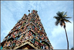 Halasuru Someshwara Temple (Chippu Abraham) Tags: bangalore ulsoor halasuru halasurusomeshwaratemple