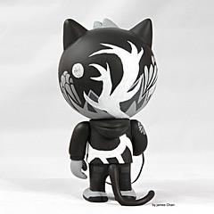 Jay Jay Style @ Black Tree (James_Chan) Tags: black flower tree cat toy paint custom