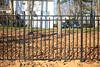 Mending a Fence (wmliu) Tags: usa fence fix us newjersey backyard nj damage animatedgif wmliu