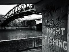 (jordi.martorell) Tags: bridge urban london silver river geotagged canal nikon explore lee bow plata lea guessed toned guesswherelondon 1855mmf3556g virado towerhamlets gwl d40 explored twelvetreescrescent nikond40 guessedbytetramesh nonightfishing