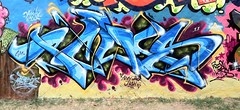 Bring back the funk. Bueno. (Dirty Harry Palms GM) Tags: palms graffiti gm buenos aires bbq crew burners ironlak