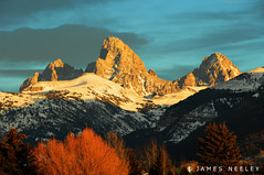 Ultimately, It is all about Light (James Neeley) Tags: sunset mountains landscape webcam idaho wyoming grandtetons tetons f12 jamesneeley idahoside tetoncam