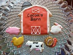 Farm flavored Birthday