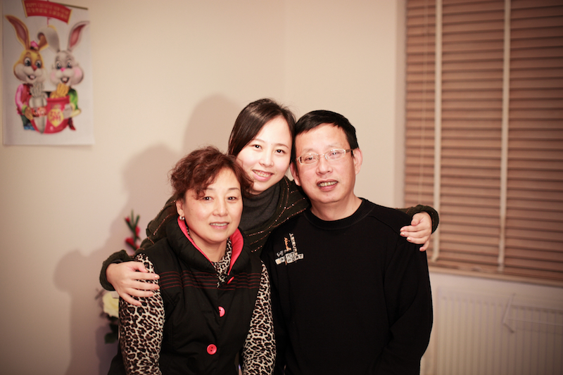 Chen Jie home dinner 044
