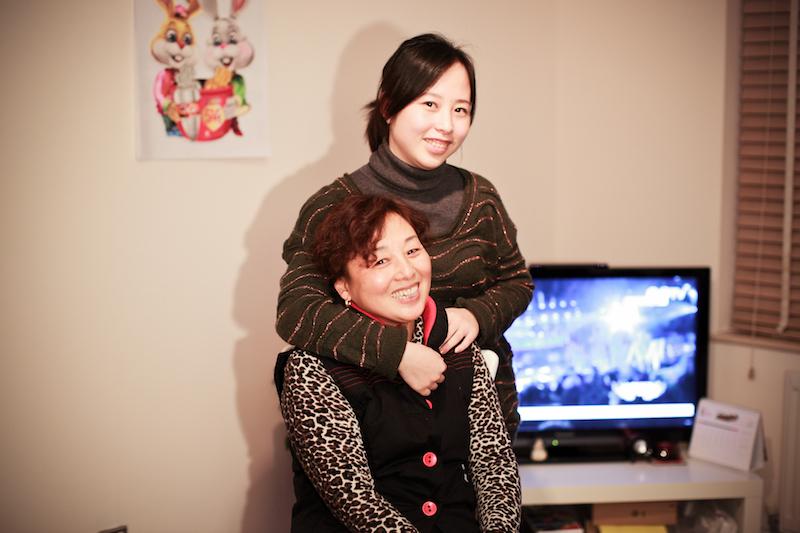 Chen Jie home dinner 052