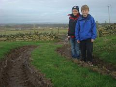 Cylchdaith Rhoscolyn (blogdroed) Tags: wales coast path cymru tracks anglesey llwybr ynysmn arfordir mn rhoscolyn traciau angleseycoastalpath llwybrarfordirolmn prosiect2012