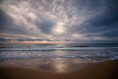 Al alba (Andrs guez) Tags: mar amanecer cartagena mediterrneo calblanque