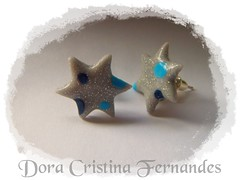 Estrelinhas (Dora Cristina Fernandes) Tags: cute handmade crafts feitomo artesanal jewelry bijoux bijuteria recuerdo souvenir polymerclay fimo ornaments clay earrings crafty fofo acessories brincos manualidades bisuteria acessrios cermicaplstica polyclay lembrancinhas orecchini arcillapolimrica argilaplstica porcelanaplstica patpolymre