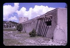 1961, Kit Carson House (mbtschetter) Tags: 1960s 1961 rayado kitcarson southcountry carsonmaxwell