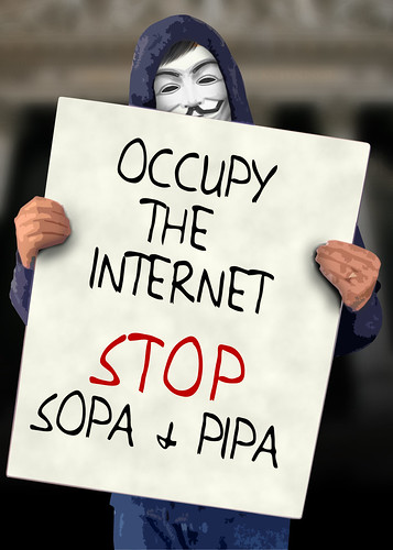 Occupy the Internet - Stop SOPA and PIPA