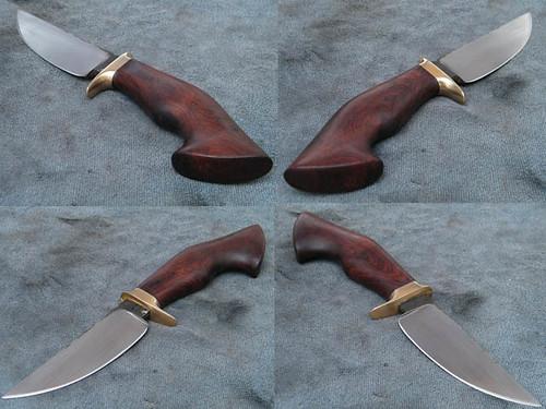 มีดเหล็กแหนบรถ jeeb