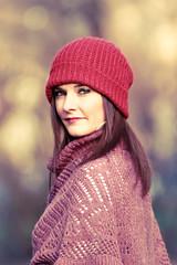 Collezione Autunno Inverno - Chiara (Luca Libralato) Tags: autumn winter portrait parco milan fashion milano chiara ritratto pagano canon70200 libralato canoneos7d lucalibralato