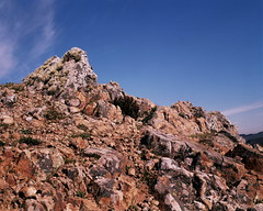 Montara Mtn. worst angle ever (J-diggity-dogg) Tags: 120 film mediumformat photography rangefinder mamiya7 joshdouglas joshdouglasphotography