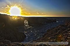 Pon d'en Gil Puesta de sol (50josep) Tags: beach playa nubes invierno puestadesol hdr menorca ciutadella canon40d 50josep geomenorca geomenorcaonlythebest