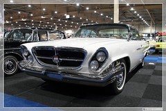 1962 Chrysler C-300H (01) (Georg Sander) Tags: pictures auto show old wallpaper white holland classic cars blanco netherlands dutch car vintage maastricht photo automobile foto image photos antique alt top c picture mobil images historic h international fotos classics letter vehicle oldtimer series motor chrysler autos 300 bild messe weiss bianco blanc 1962 bilder ausstellung motorshow 2012 mobiel niederlande inter classique automobil weis klasik automobilausstellung automesse c300 automobilmesse interclassics topmobiel c300h