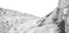 Wyneb yn y Graig (carreglwyd) Tags: face rock stone mouth nose eyes craig carreg ceg machlud llygaid wyneb trwyn