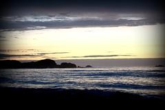 Matanzas, Navidad (Mara Loreto ) Tags: sunset sea beach atardecer navidad mar playa matanzas