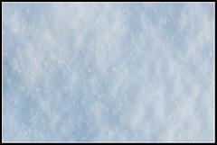 Strange Snow (mmoborg) Tags: winter snow cold kyla vinter sweden sverige snö 2012 mmoborg mariamoborg