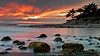 Beach House (Nick Chill Photography) Tags: california sunset photography nikon fineart surfing carpinteria d90 stockimage rinconpoint nickchill