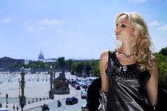 (JAGASKARMODE) Tags: mannequin leather model dress robe top adriana cuir karambeu wwwgiorgiofr