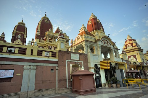 Lakshmi-Narayan Temple, Delhi, India