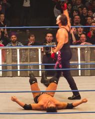 TNA Impact Wrestling TV taping - 2012 (simononly) Tags: uk england london tv action live wrestling sting arena impact hulkhogan taping challenge roode wembley tna jamesstorm totalnonstopaction robertroode bullyray
