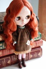 Winter Sparrow Blythe Dress