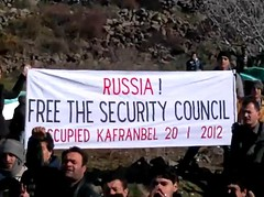 RUSSIA! Free the Security Council - KafrAnbel