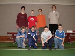 2005 Jongens C1 - Tr. Gert Hamhuis