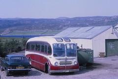 Sutherland Transport FFS865 Kinlochbervie (Guy Arab UF) Tags: baby bus buses scotland coach seagull transport sutherland kinlochbervie burlingham highlandomnibuses bedfordob scottishomnibuses ffs865