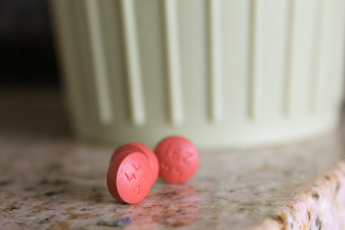 Ode to ibuprofen by quinn.anya, on Flickr