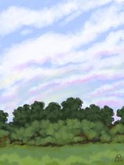 May Morning (tinta saloia) Tags: digital landscape landscapes countryside brushes ipad brushesapp