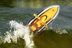 #850C9911- Boat and waves (Zoemies...) Tags: beach boat waves balikpapan melawai zoemies
