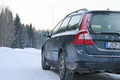 @Henke's VolvoV70-10 (SilentHarmonic) Tags: winter snow cold cars ice car canon volvo sweden nordic tuning 500d tunedcars volvov70