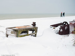 Deal beach (Robin Johnson) Tags: nikkor50mm14 d700 likekodachrome