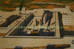 Temple of  Solomon Jerusalem - Illustration by Balage Balogh (archaeology illustrated) Tags: archaeology ancient jerusalem christian bible sermon templeofsolomon biblicalscenes christianimages biblicalimages sermonillustrations biblicalpictures christianillustrations biblicalillustration balagebalogh