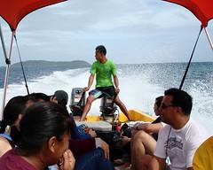Boat To Nan Madol