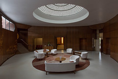 Eltham Palace (V Photography and Art) Tags: wood light london furniture interior greenwich wideangle artdeco elthampalace panneling ceeling